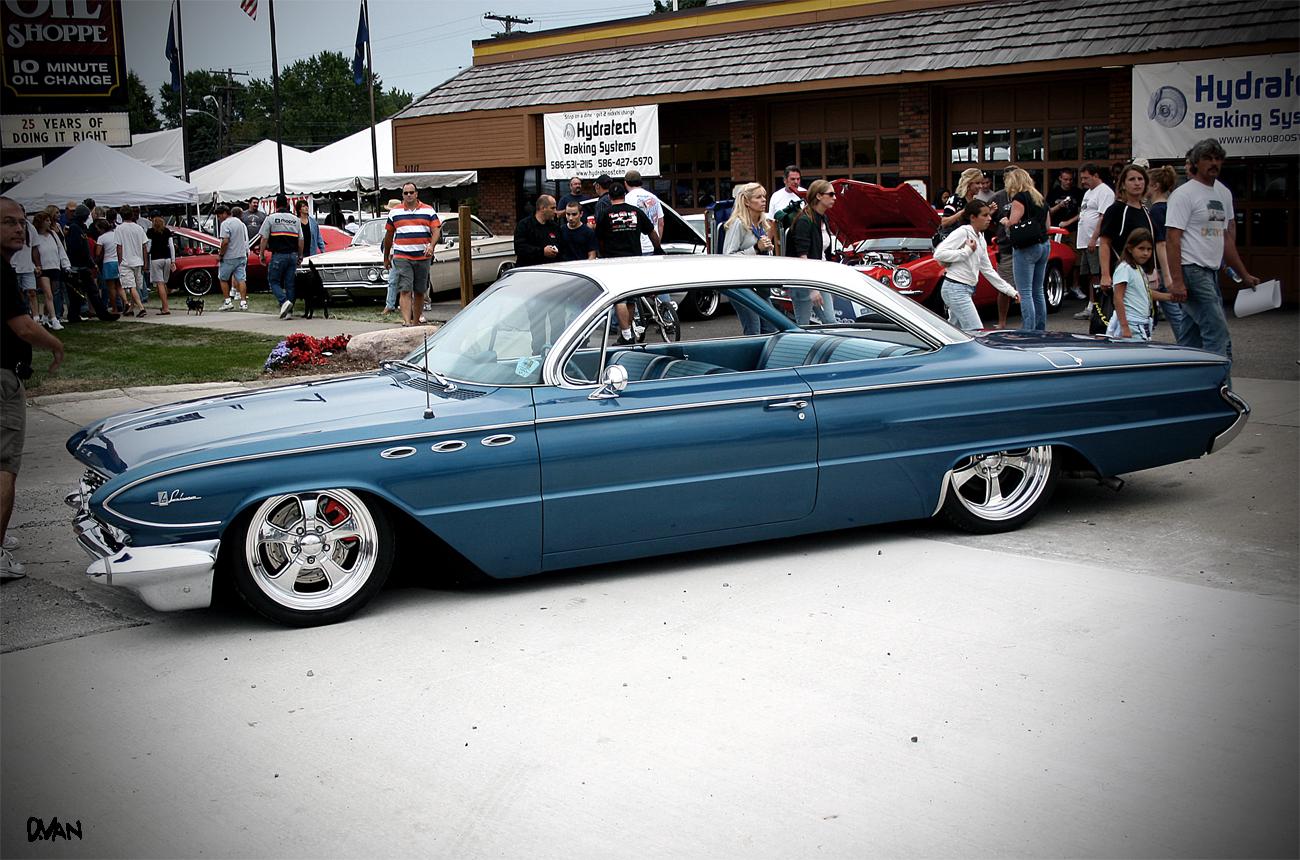 """1961 Buick LeSabre """"Bubbletop"""""""