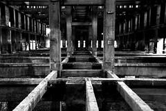 Intersections ([Heisenberg]) Tags: urban bw abandoned decay bn biancoenero abbandono castelfiorentino montedison acidosolforico pisasocialevent