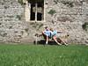 Success!  Chepstow Castle