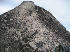 Summit Rock, Cannon Mountain