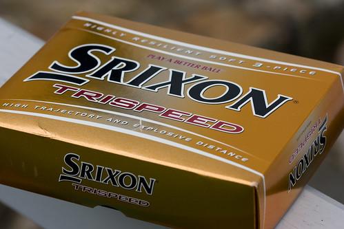 Srixon Trispeed Golf Balls