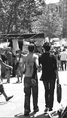 Sunday walk (Princesa del Retiro) Tags: madrid gay rastro