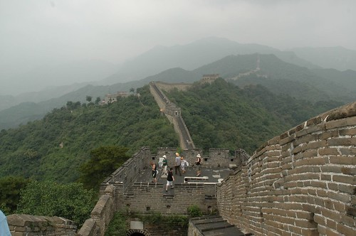 La Gran Muralla China, sector de Mutianyu