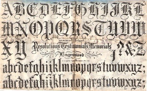 Pics For gt Letras Goticas Cursivas