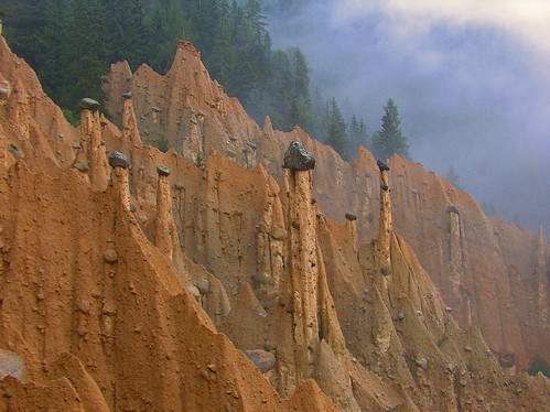 Piramidi di terra Alto Adige