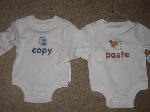 Thumb Las mejores camisetas geek para gemelos