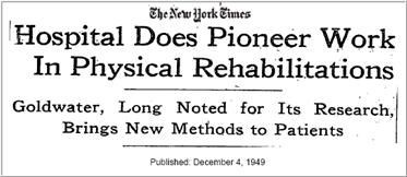 1949 - NYT - Pioneer Work