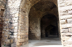 Golconda Fort (Reuben NV) Tags: golconda