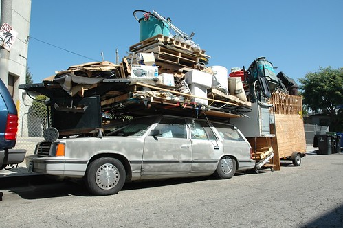Mobile Storage, Venice Beach California