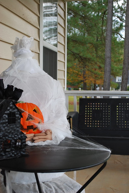 halloween dress form