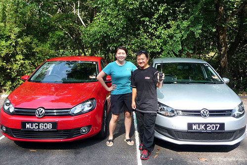 Volkswagen Media Drive - Suanie with Ivan Khong