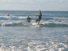 My First Ride (ribeyecal) Tags: camping surfing coffsharbour broomshead