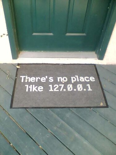 Geek lives here