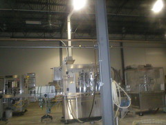 Bottling Line At Southern Tier Brewing