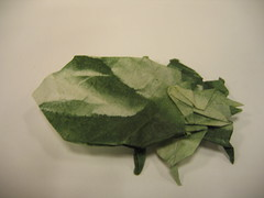 Leaf Insect (PhillipWest) Tags: origami paperfolding papiroflexia