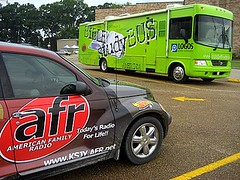 AFR car and Logos RV
