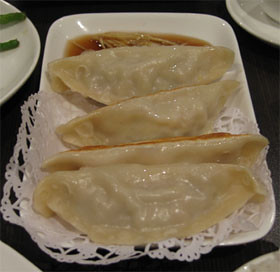 Photo by Kancil:  Pork Dumplings @ Asian Legend
