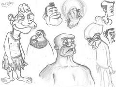 Crap Doodles 1