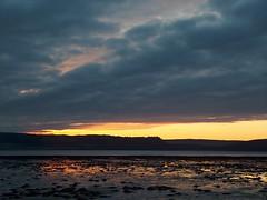 Linne Mhoireibh (dougiebeck) Tags: sunset sea water geotagged scotland highlands inverness blackisle gloaming morayfirth alturlie