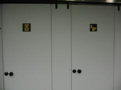baños del aeropuero cerrados