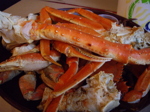 Crab Sampler froM Crabby's