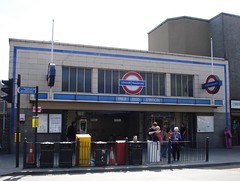 Picture of Mile End Station