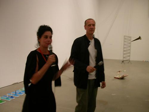 Claudia Gould, Christian Marclay