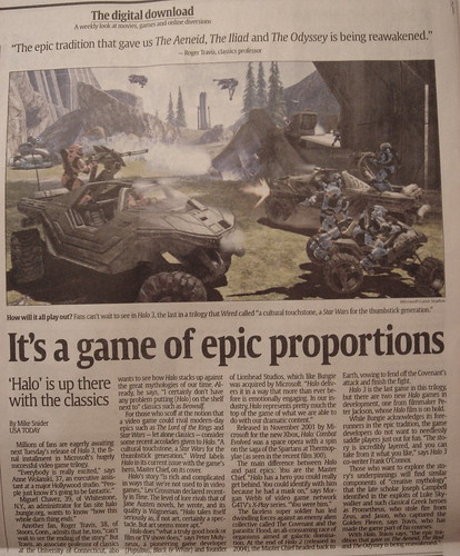 Halo 3 (USA Today)