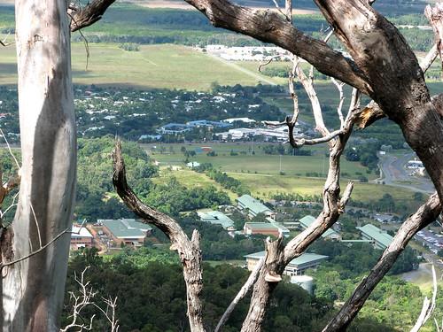 Overlooking James Cook University - Smithfield, Cairns