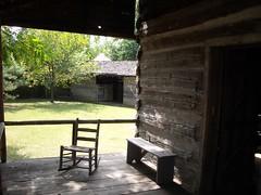 Log cabin (Michael01234) Tags: flikr oldalabamatown 2007fall