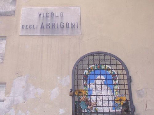 Vicolo degli Arrigoni - Prato