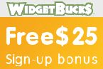 Earn $$ with WidgetBucks!