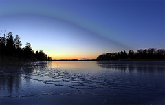 Waves of frost (Zds_) Tags: winter sunset sea panorama canon finland eos gulf hdr auringonlasku hugin suomenlahti dcraw 450d qtpfsgui