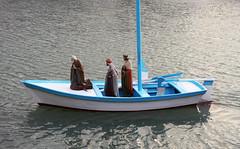 Epiphany (Gregorio Parvus) Tags: sea italy boat barca italia mare re grado magi remagi