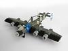 Prototype Stratobomber (Pierre E Fieschi) Tags: plane lego military wwii micro bomber microplane skyfi microscale stratofrotress