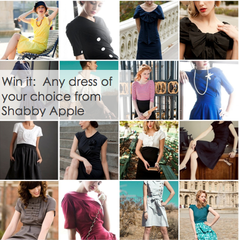 GIVEAWAY:  Shabby Apple