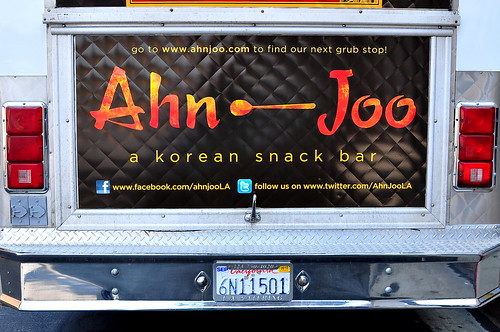 Ahn Joo - Los Angeles