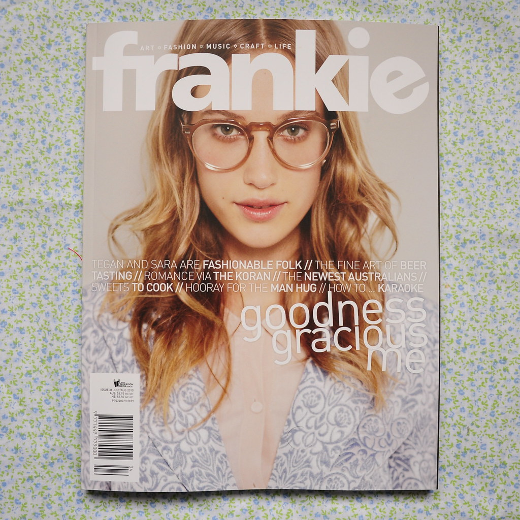 Frankie Magazine Issue 36!