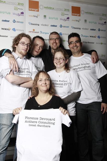 Webdeuxconnect 2010