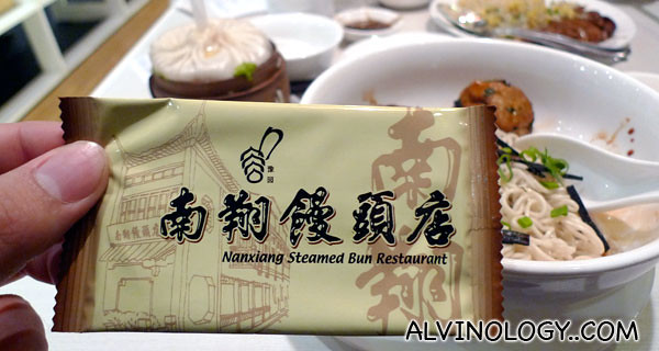 Dining at Nanxiang
