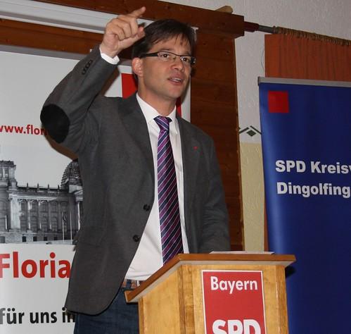 23.10.2010 | SPD-Unterbezirksparteitag in Malgersdorf