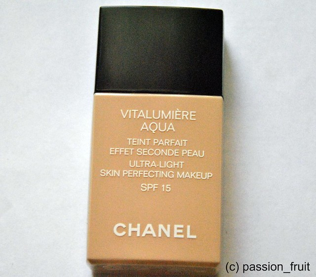 chanel vitalumiere aqua in US