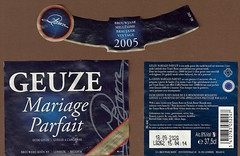 Boon Oude Geuze Mariage Parfait (Lembeek, Vlaams-Brabant, Belgium) (for the Love of Beer) Tags: beer belgium bier mariage oude biere parfait boon lambic geuze vlaamsbrabant lambiek lembeek