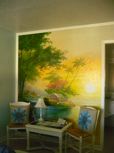 my Caribbean themed room