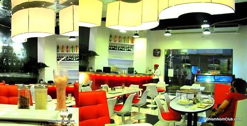 Focaccia Restaurant Interiors