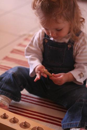 Montessori en famill, vie sensorielle