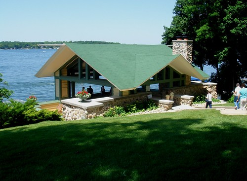 The Fred B. Jones Boathouse