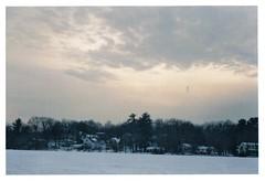 This Frozen Lake,  Pt. 3 (Lovely Eden) Tags: february frozenlake freemanlake winterdusk