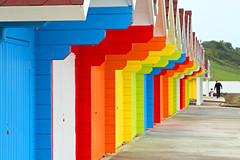 Any Colour You Want (fast eddie 42) Tags: beach coast seaside bright vividcolour huts scarborough beachhuts fasteddie42 abigfave artlegacy stunningphotogpin