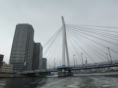Chuo ohashi bridge
